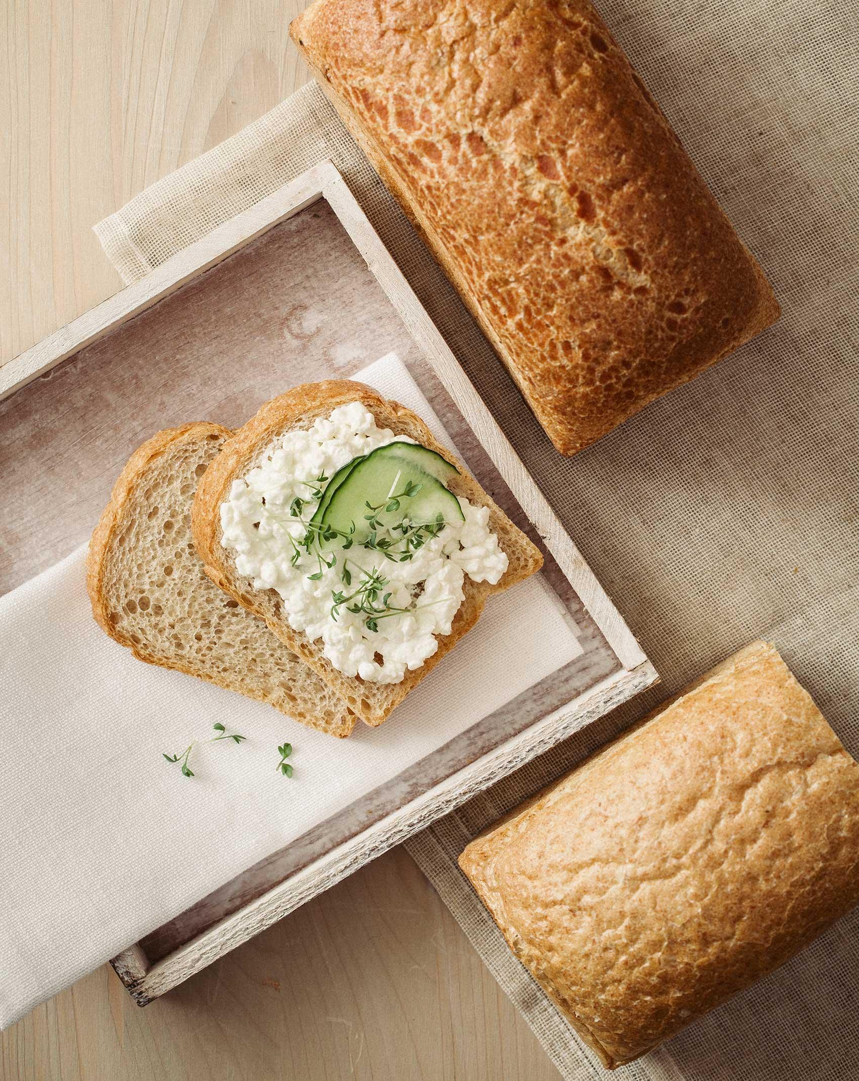 Traditionell hergestellte Brot- und Backwaren aus dem Allgäu