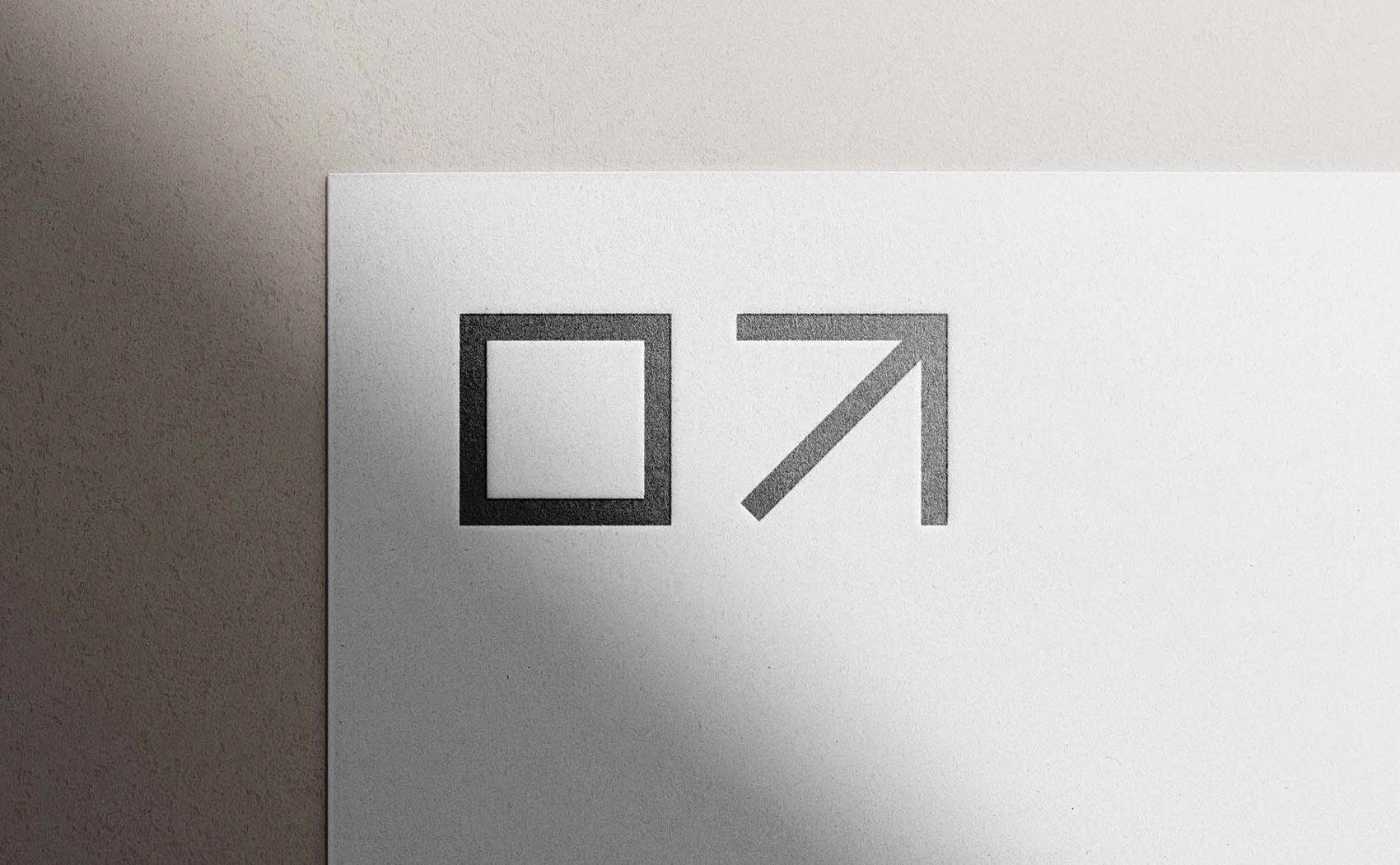 Signetentwicklung und Grafikdesign für Architekturbüro baupartner