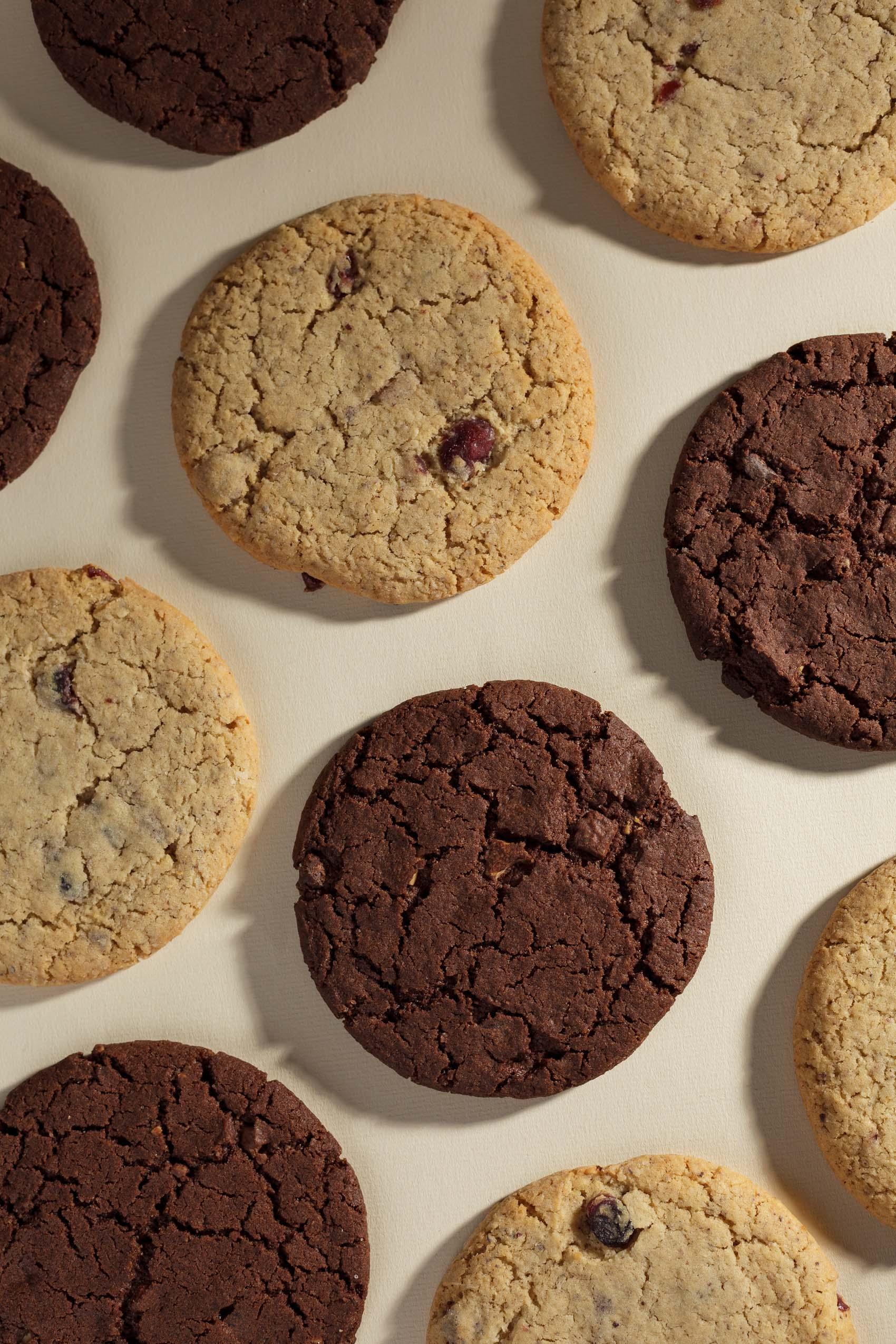 Frische Cookies aus dem Ofen der Bäckerei Brommler Memmingen – Marketing für Bäcker und Konditoren