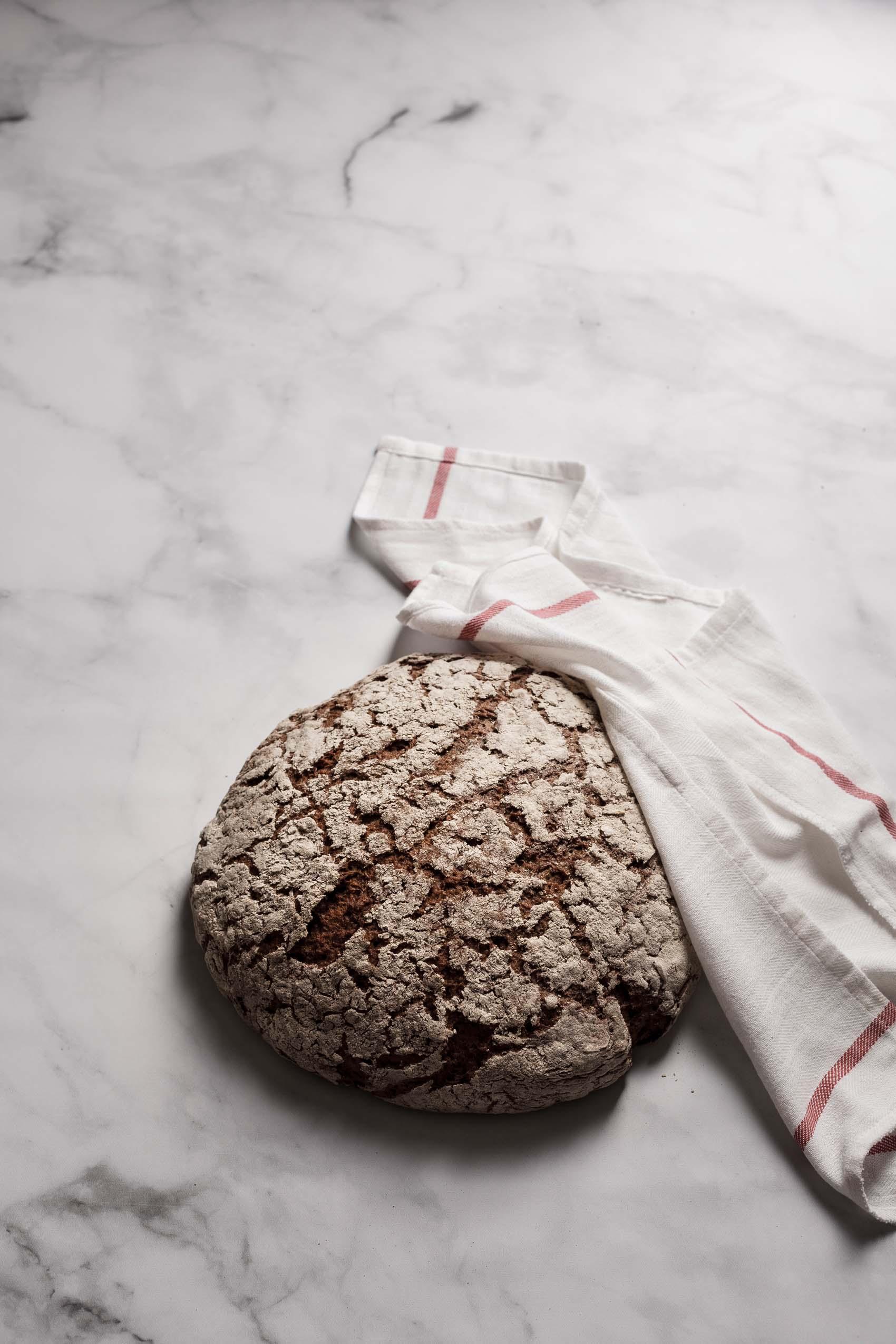 Uriges Brot aus der Brommler-Backstube