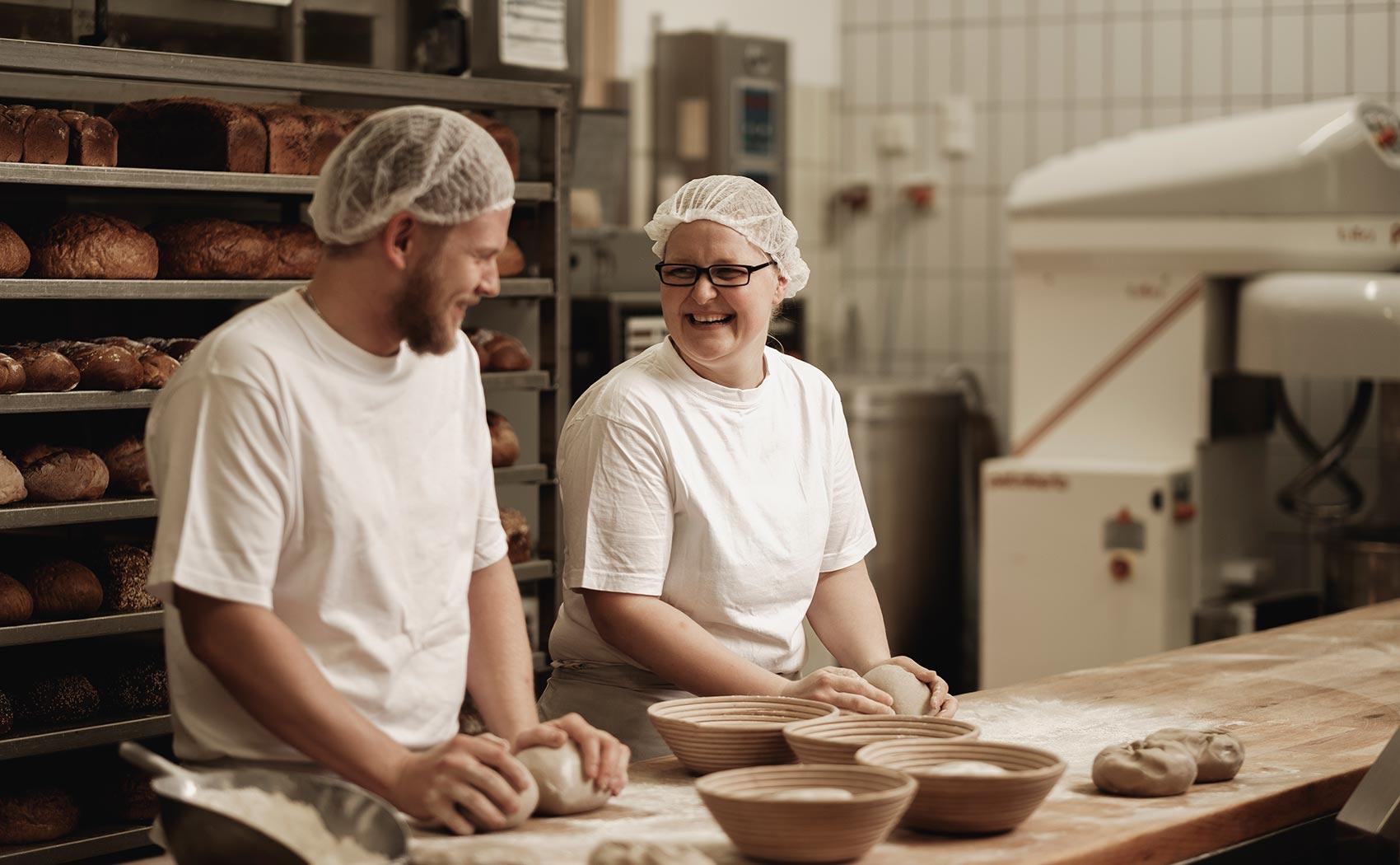 Blick ins Unternehmen der Brommler GmbH für mehr Nähe zum Kunden