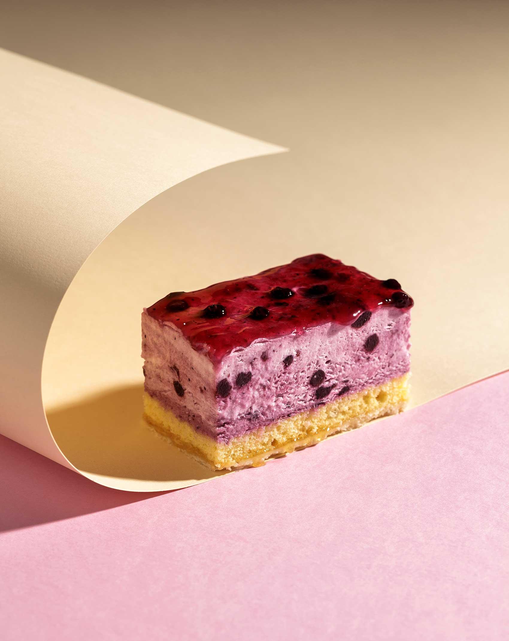 Foodfotos von Torten und Gebäck für den neuen Produktkatalog der Konditorei Brommler GmbH aus Memmingen