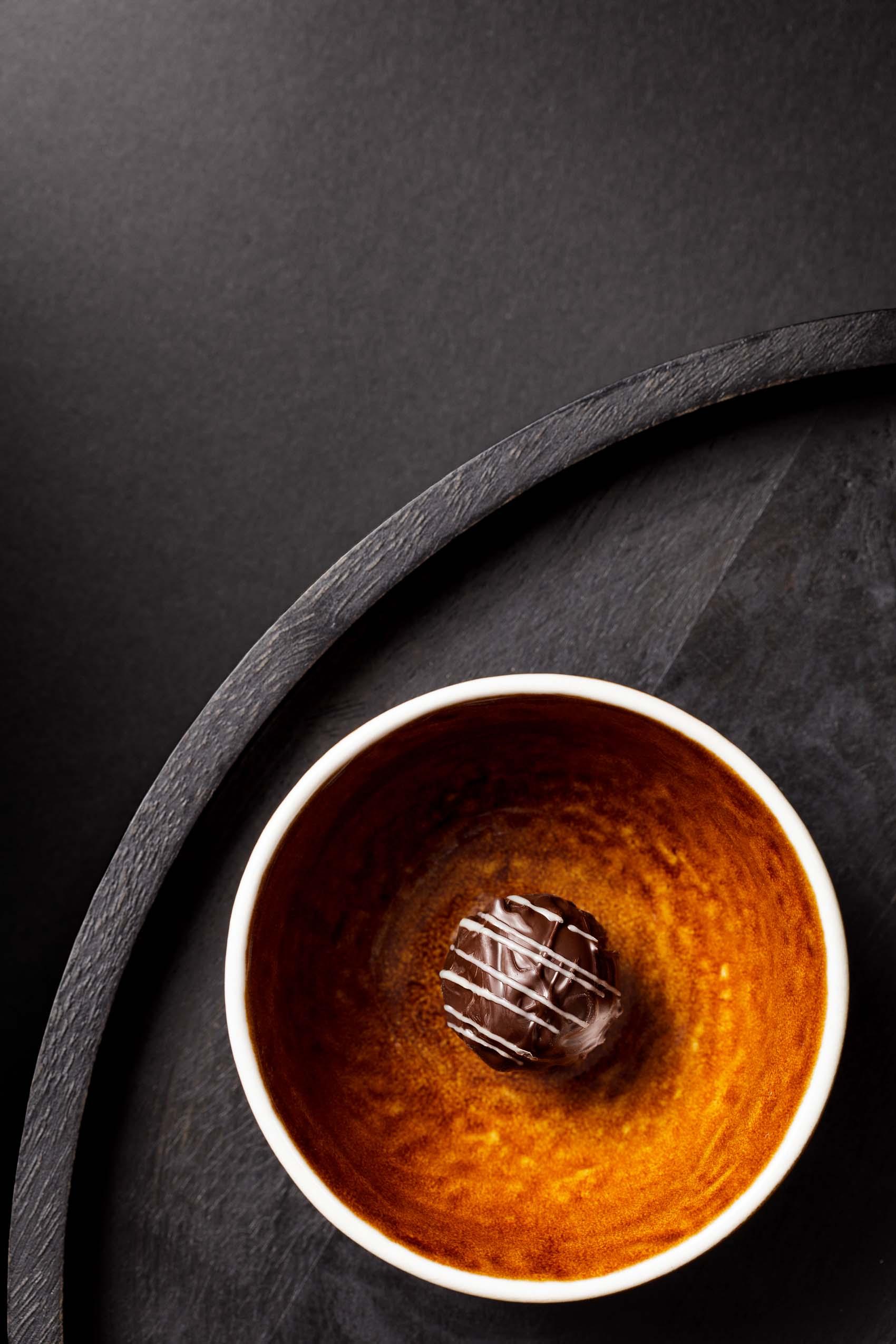 Mediengestaltung mit Foodfotografie für Konditorei Brommler Memmingen