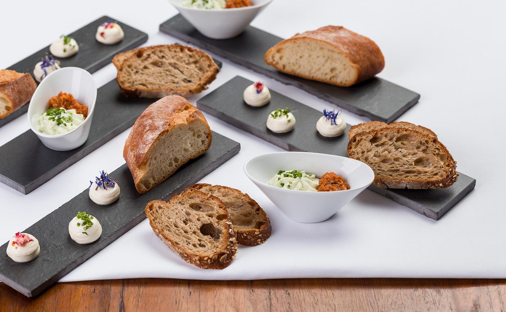 Logodesign und Foodfotografie für die Cateringkunst von Bernhard Munding aus Frechenrieden
