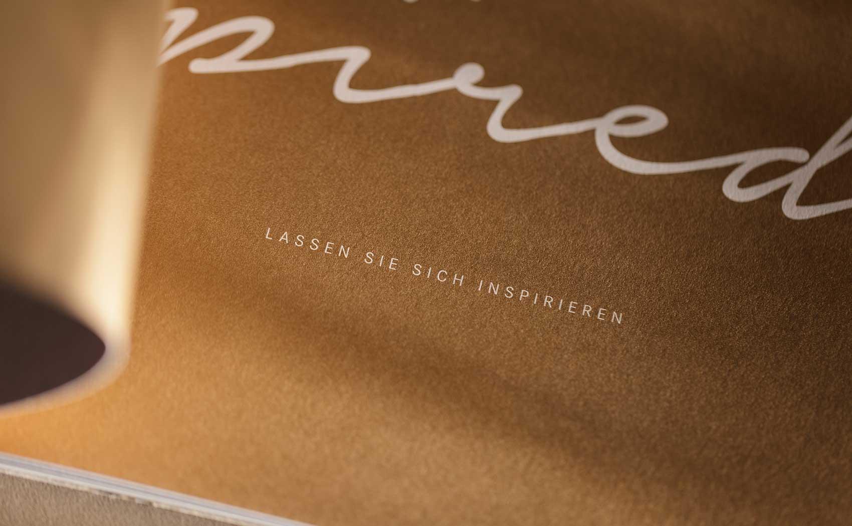 Hochwertiger Hotelkatalog für das Hotel Vier Jahreszeiten Starnberg