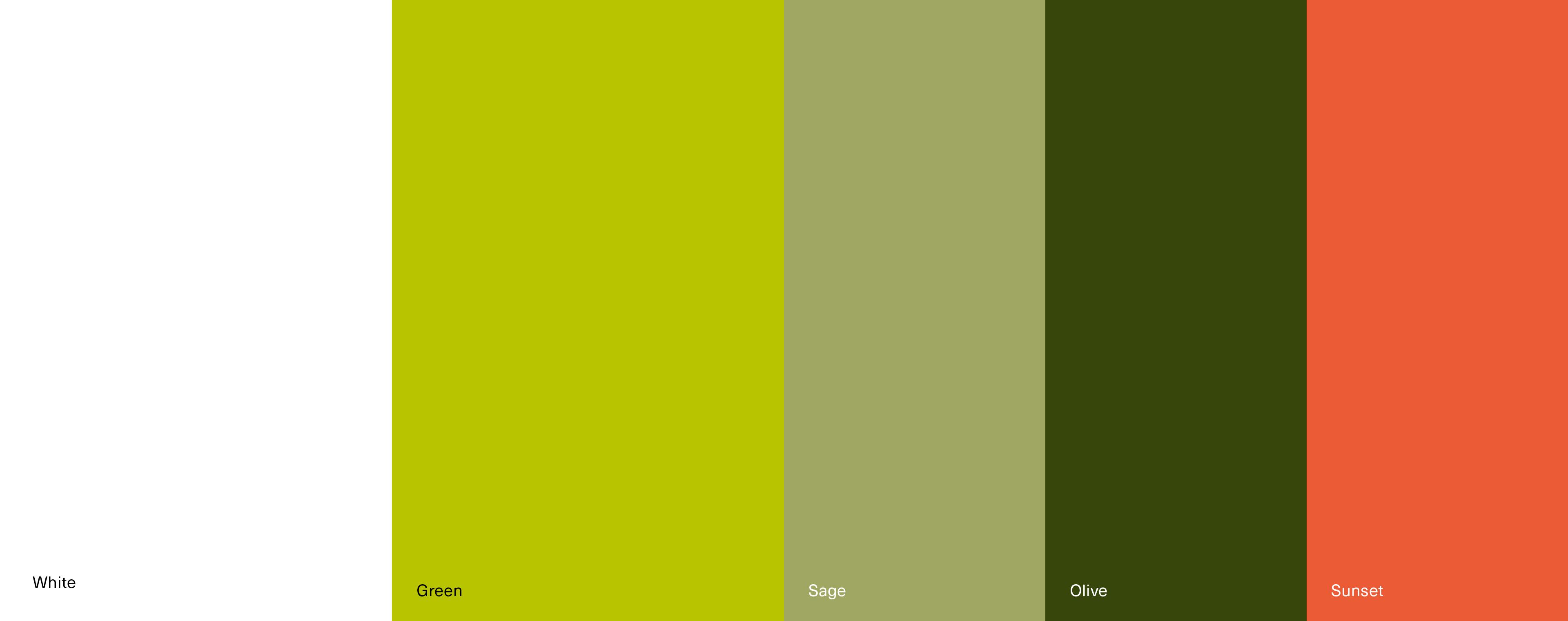 Farben im Corporate Design des MEWAIKI e.V.