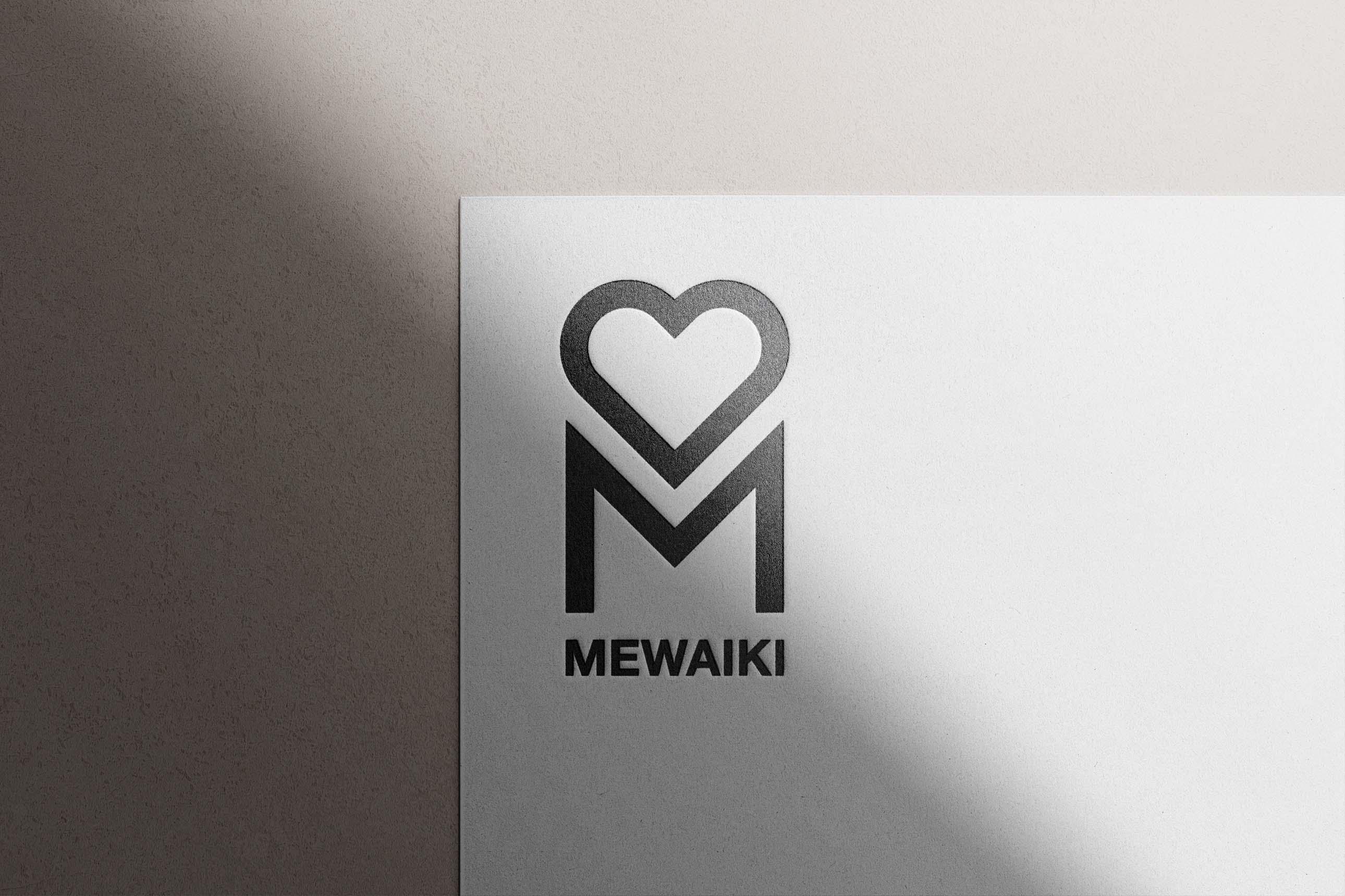 Logo und Icon für MEWAIKI e.V.