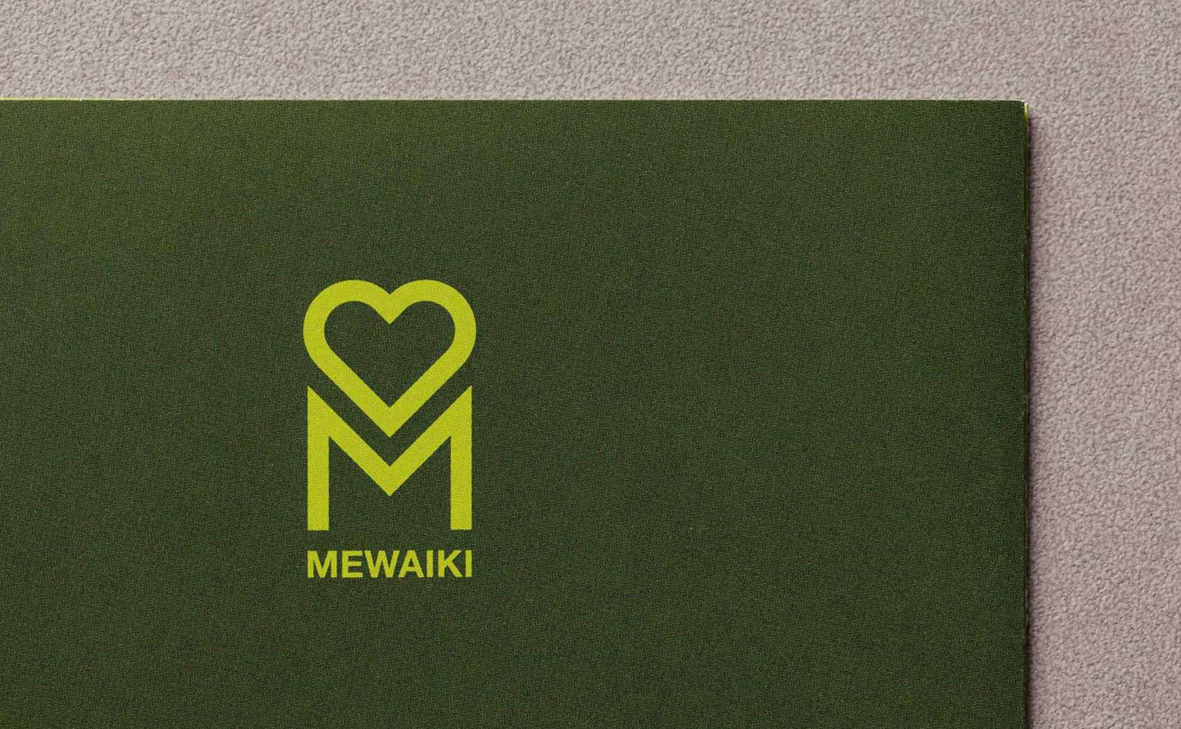 Logodesign und Corporate Design für MEWAIKI e.V. aus Memmingen