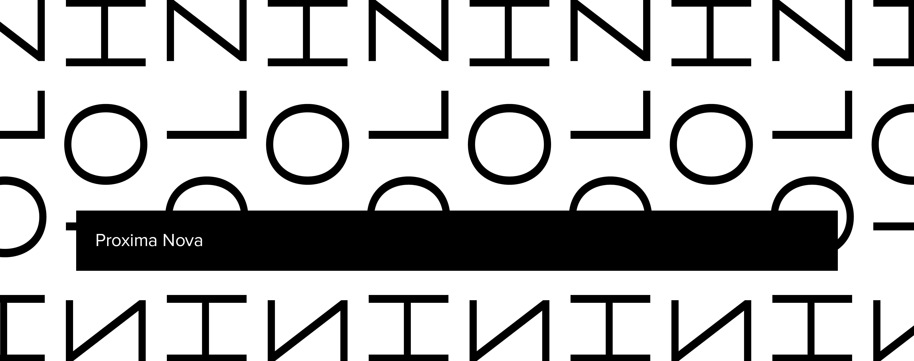 Minimalistische Typografie passend zum Corporate Design der Schreinerei Becker