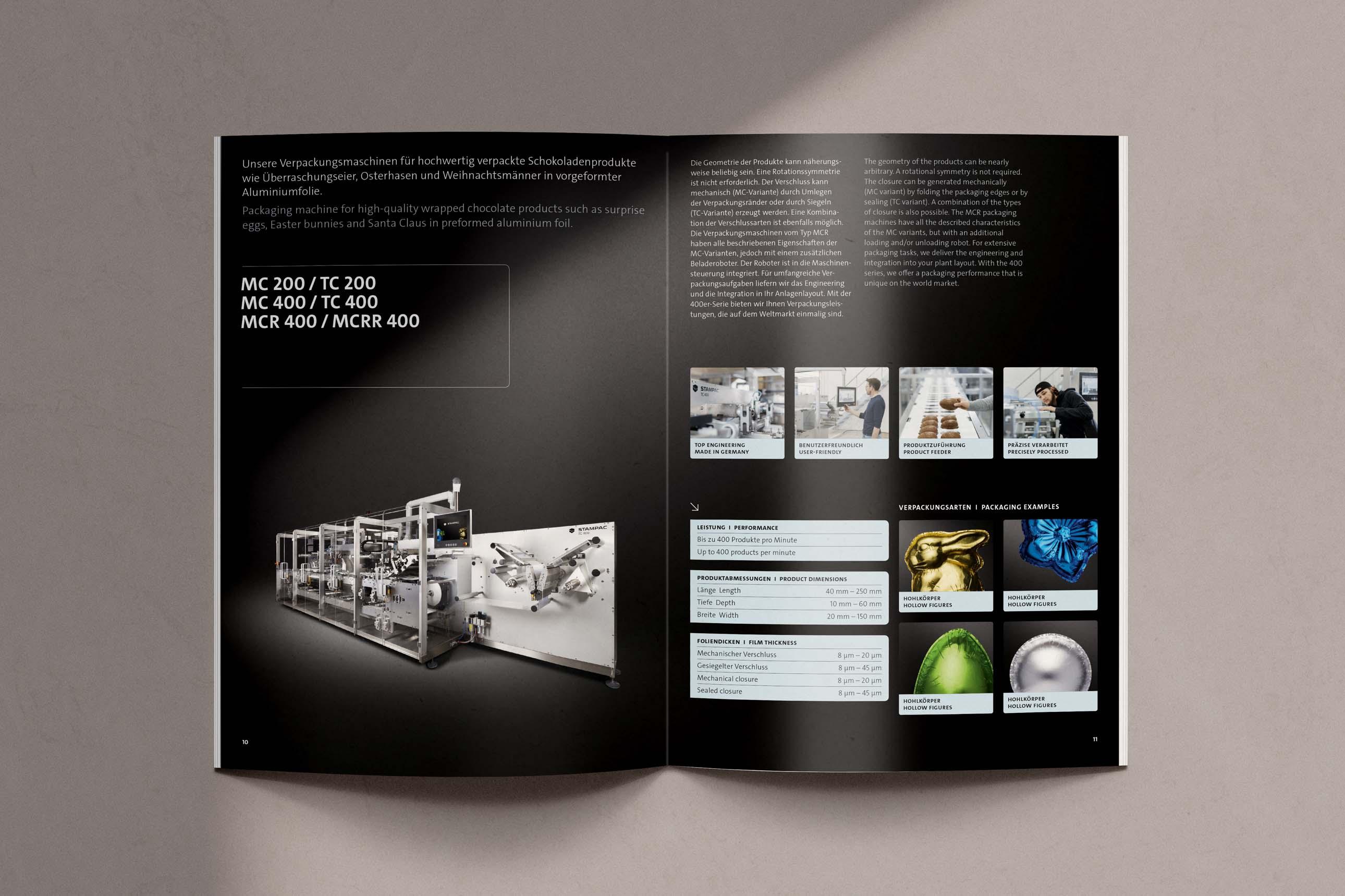 Produktkatalog Maschinenbau – Werbeagentur für Industrieunternehmen