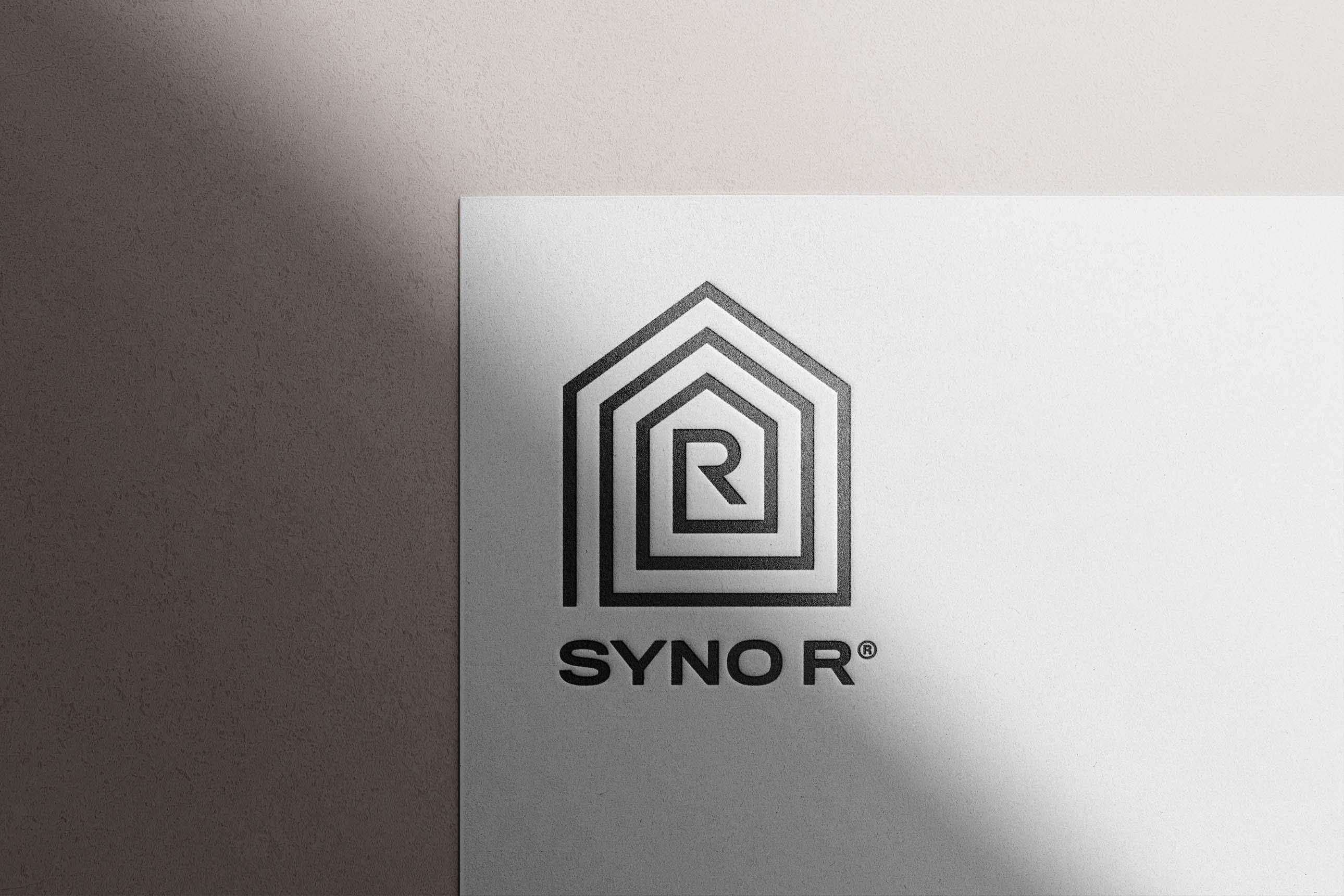 Logodesign und Signetentwicklung für Syno R GmbH