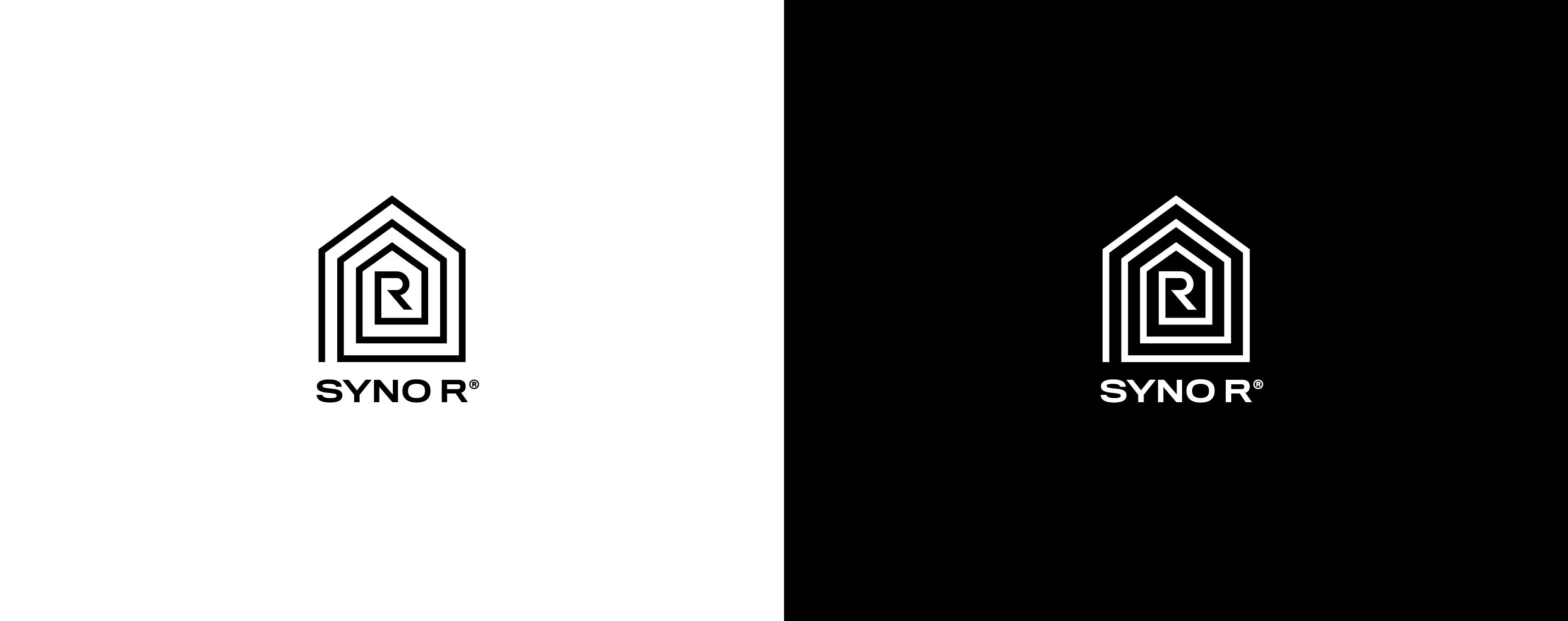 Logodesign für Syno R GmbH mit prägnantem Icon